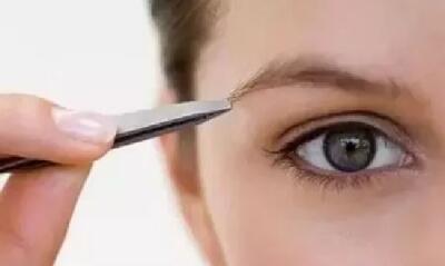 眉毛养护技巧