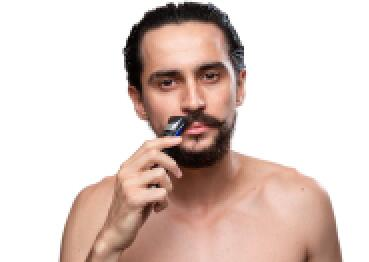 胡须种植方法