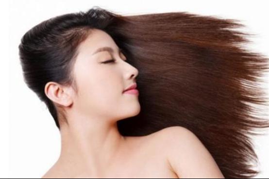 头发加密的方法